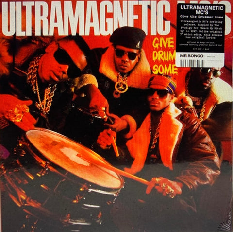 #283 Give The Drummer Some - Ultra Magnetic Mc's