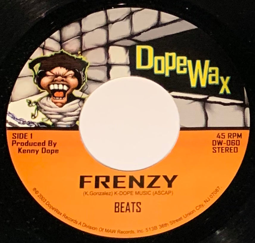 #288 Kenny Dope - Frenzy