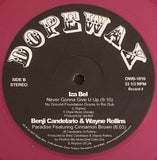 DWB-1007/1012 Dopewax Approved Vol.2 (Colored Vinyl) - Kenny Dope & Friends