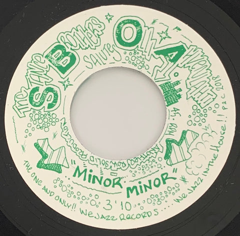 #291 Olli Ahvenlahti & The Stance Brothers - Minor Minor