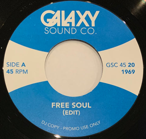 #317 Free Soul-John Klemmer/Up Above The Rock-Ray Bryant