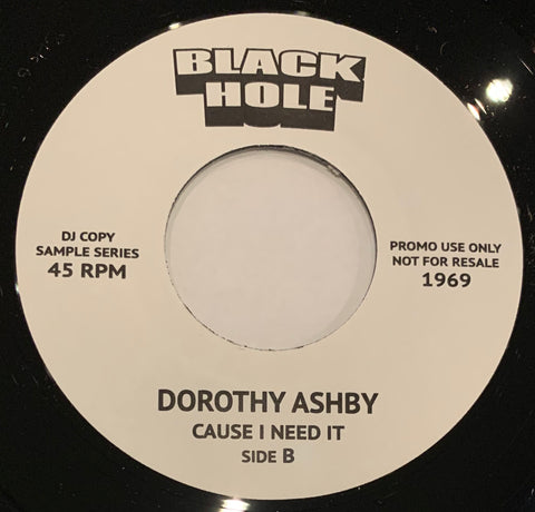 #304 Canto De Ossanha/Cause I Need It - Dorothy Ashby