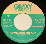 #312 Summer In The City/Epilog