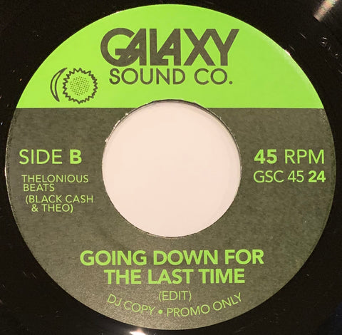 #319 Take Me With You-Lynn Christopher/Going Down For The Last Time-Ronnie Keaton