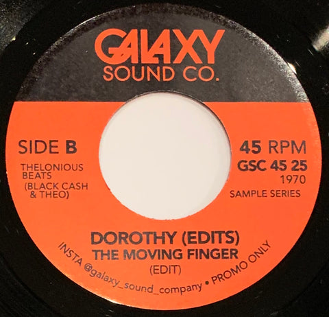 #318 Dorothy-Soul Vibrations/Dorothy-The Moving Finger