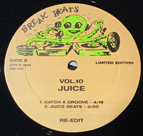 OB-110 Catch A Groove-Juice / Family Tree-Family Tree