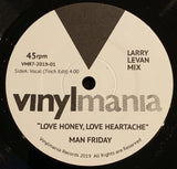 #324 Love Honey,Love Heartache - Man Friday
