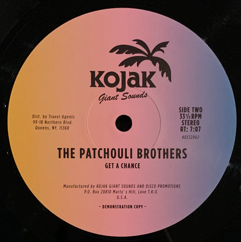 #333 Bdsm / Get A Chance The Patchouli Brothers