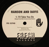 #336 Go Bang - Dinosaur L (Danny Krivit & Walter Gibbons Edit) / I'll Take You On - Hanson & Davis