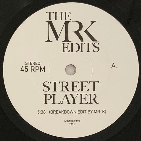 #364 Streeplayer/Breakdown Edit - Get Up Get involved (Live)