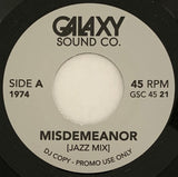 #366 You're Gonna Need Me - Misdemeanor (Jazz Mix) -
