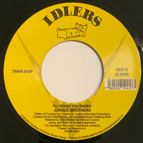 #379 Because I Got It Like That / I'll House You - Jungle Brothers