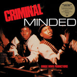 TEG-76538 Boogie Down Productions-Criminal Minded LP