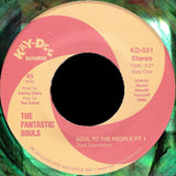 KD-021 The Fantastic Souls-Soul To The People