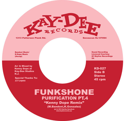 KD-027 Funkshone-Purification Pt. 3 & 4