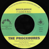 KD-036/037 The Procedures-Give Me One More Chance/Mirror,Mirror