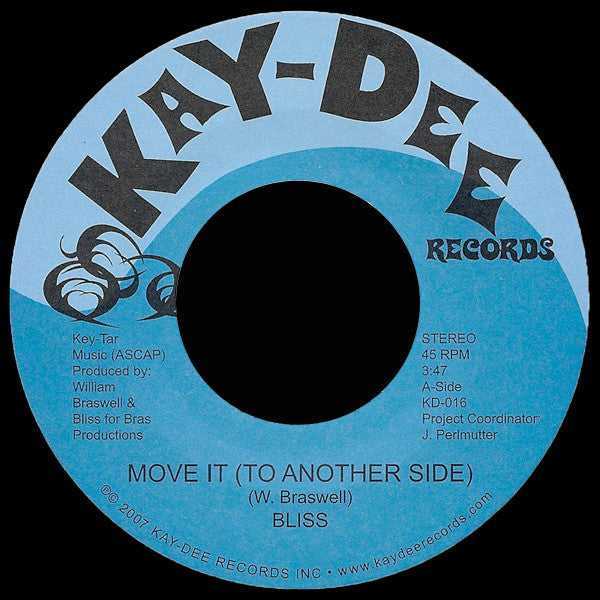 KD-016 Bliss-Move It