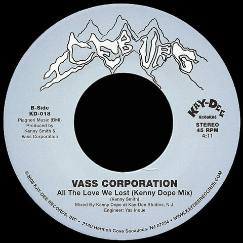 KD-018 Vass Corporation-One More Day