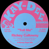 KD-1201 Rickey Calloway-Tell Me