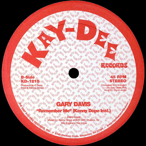 KAY-DEE RECORDS – Kay-Dee Records
