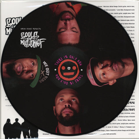 #209 Souls Of Mischief-There Is Only Now (Picture Disc)