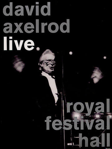 David Axelrod Live/Royal Festival Hall
