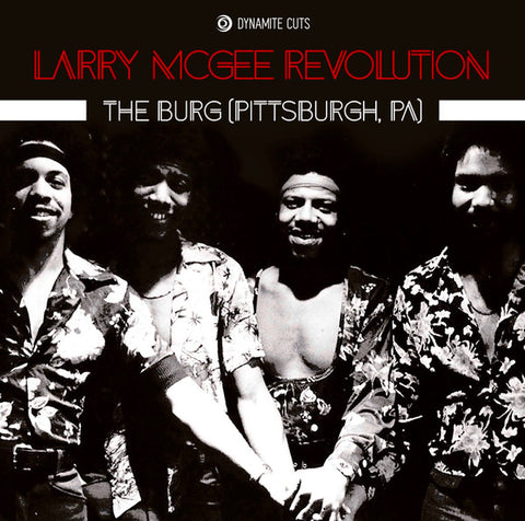 #17 (Dynamic Cuts 7008) Larry McGee Revolution - The Burg