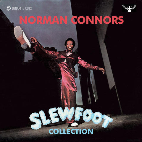 Dynamic Cuts 7015 Norman Conners - Slew Foot Collection