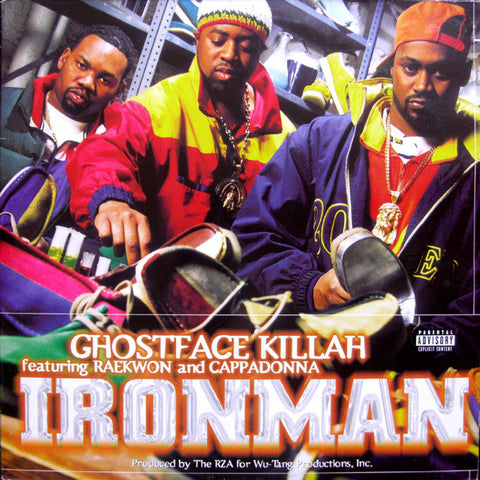 GET-51267 Ghostface-Ironman