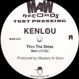 Maw-013 Thru The Skies - Kenlou 5 (Test Pressing)