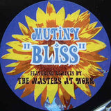 Maw-034 Bliss Mutiny (Masters At Work Remixes)