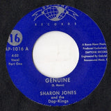 DAP-1016 Sharon Jones & The Dap Kings-Genuine