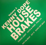 DW-603 Kenny Dope - House Brakes Vol.3