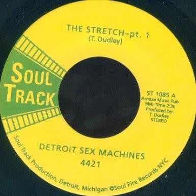 ST-1085 Detroit Sex Machines-The Stretch Pt. 1