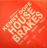 DW-601 Kenny Dope - House Brakes Vol.1