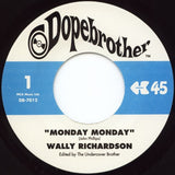 DB-7012 Wally Richardson-Monday Monday/Senor Boogaloo