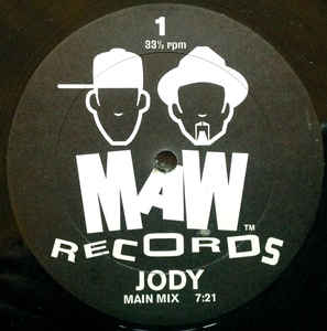 Maw-050 I Love To Love - Jody Watley (Masters At Work)