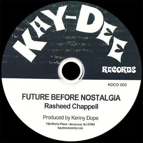KDCD-05-Rasheed Chappell-Future Before Nostalgia