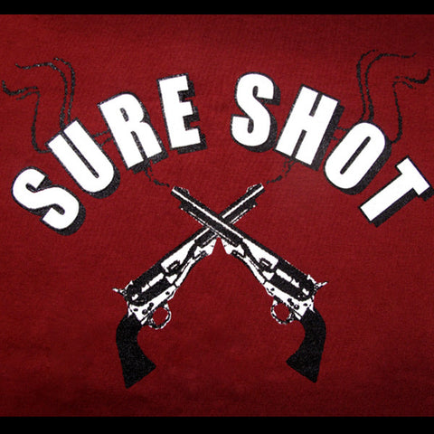 LOGO T-SURE SHOT