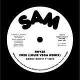 #342 Free (Louie Vega Remix) Rhyze / Love Magic John Davis & The Monster Orchestra