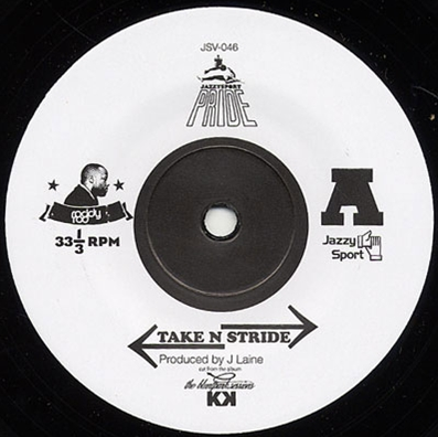 # 68 JSV-046 DJ Roddy Rodd-Take N Stride