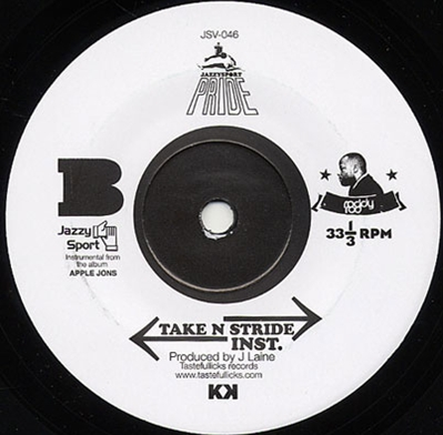 JSV-046 DJ Roddy Rodd-Take N Stride