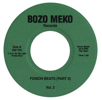 #143 (BM-702) Flash And The Furious 5/Flash It The Beat Pt.1 & 2