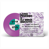 Lord Finesse & DJ Mike Smooth - Baby, You Nasty/Bad Mutha (Purple Vinyl)