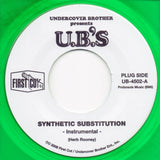 U.B.'s-Synthetic Substitution