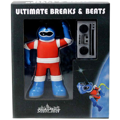 #173 (SBR-800) Ultimate Breaks & Beats B-Boy Spaceman