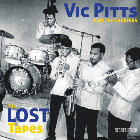 #215 VIC PITTS AND THE CHEATERS