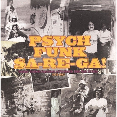 #214 Various Artists-Psych Funk Sa-Re-Ga