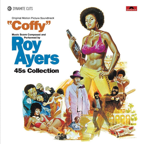 #167 Dynamic Cuts 7031 Roy Ayers - Coffey 45 Collection