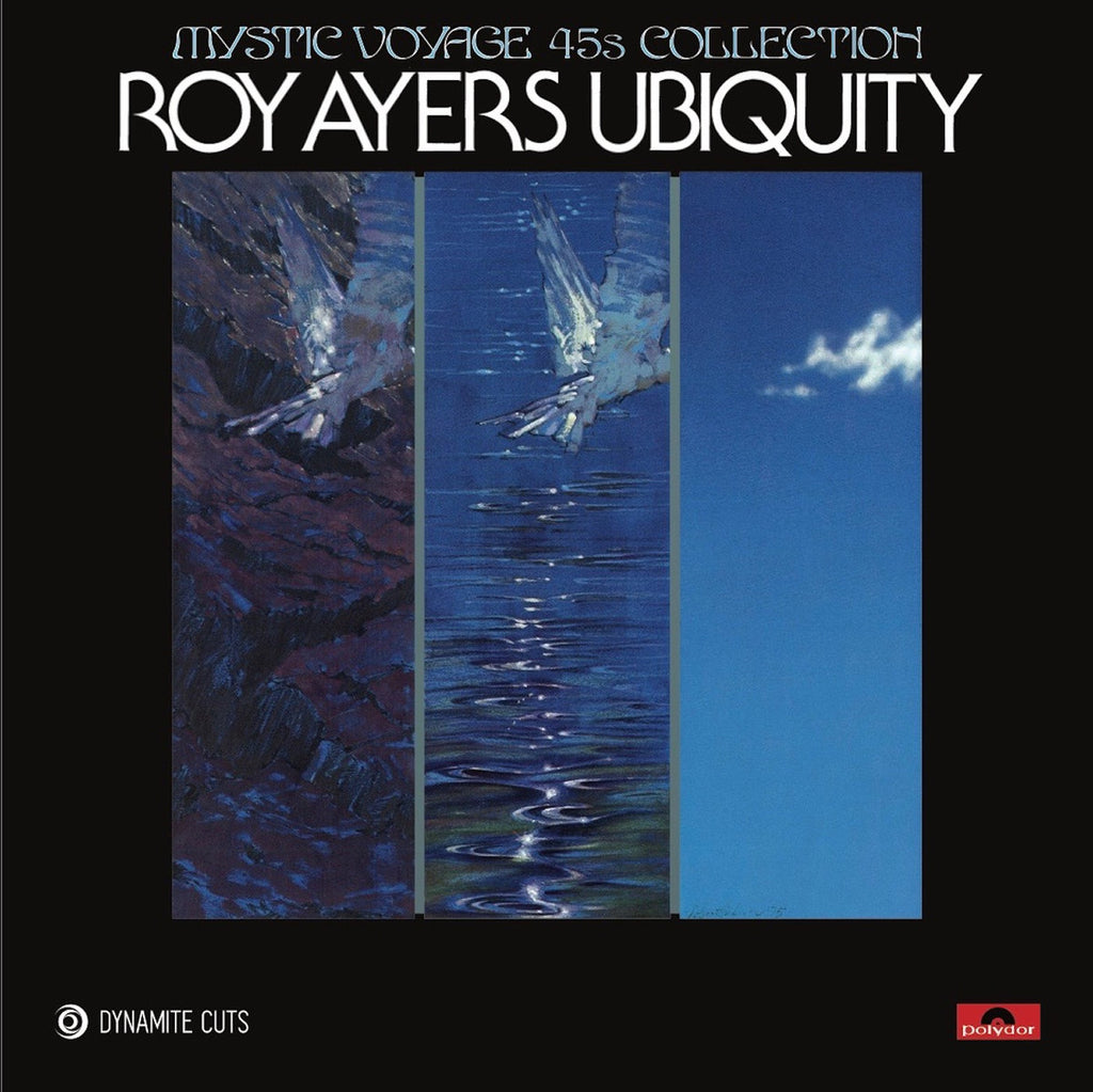 Dynamic Cuts 7029 Roy Ayers - Mystic Voyage 45 Collection